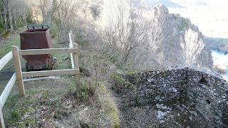 Resultado de imagen de ruta de las minas sabero leon roble de la plata