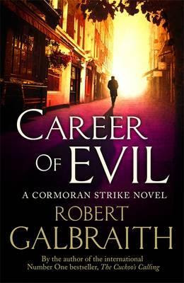 Bibliocrack Review | Career of Evil by Robert Galbraith