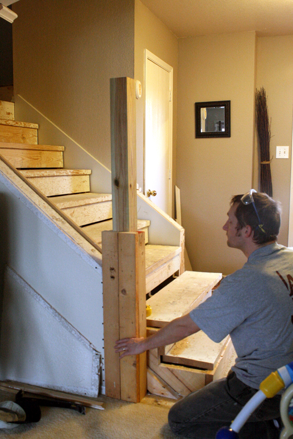 Flooring For Basement Stairs Wooden Basement Stairs Mypaintingsinfo