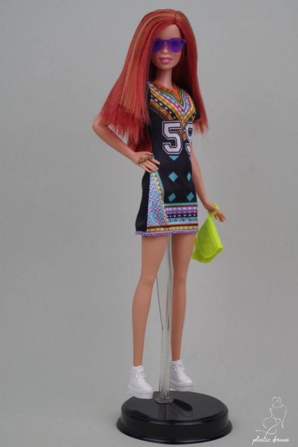 Plastic Dreams Barbie Et Miniatures Barbie Fashion Pack Graphic Design