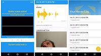 Controllare rumori e movimenti sospetti con l'app di Snowden (per Android)