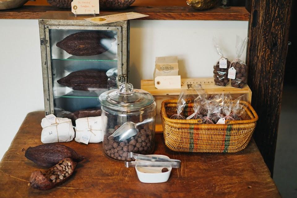ウッド・ブロック・チョコレート(WOODBLOCK CHOCOLATE)