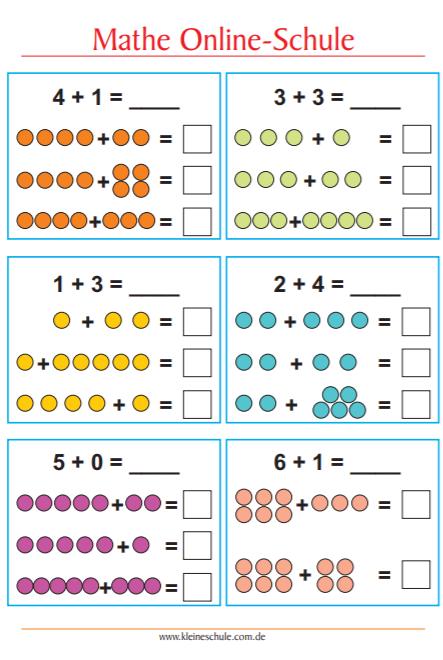 Matheaufgaben Für 1 Klasse Grundschule 2019 Tipss Und