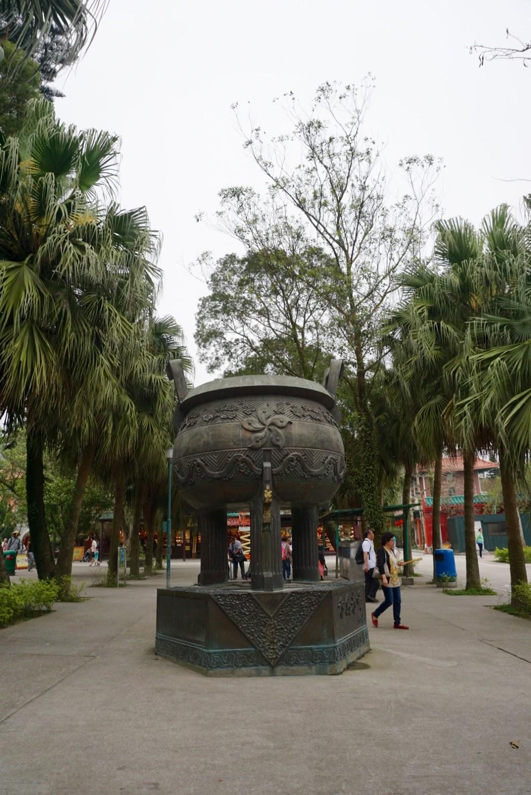 Hong Kong travel diary blog vlog ngong ping
