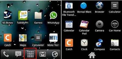 cara mudah sembunyikan aplikasi android