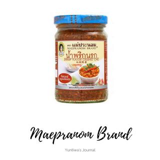 oleh-oleh makanan ringan khas thailand - maepranom