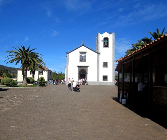 Santo da Serra