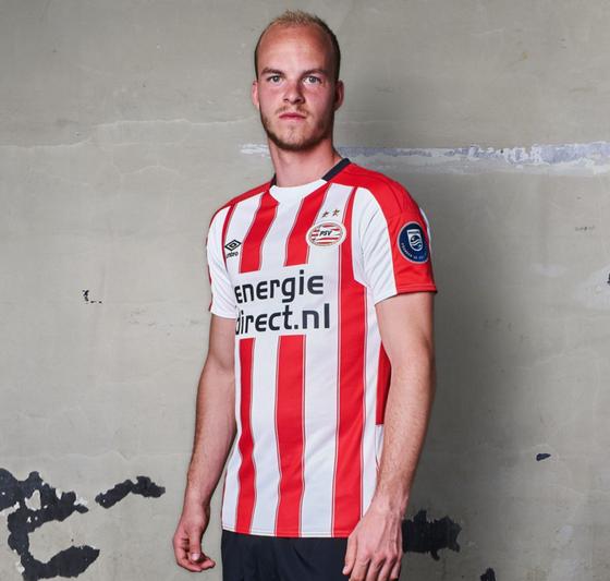 tenue de foot PSV 2018