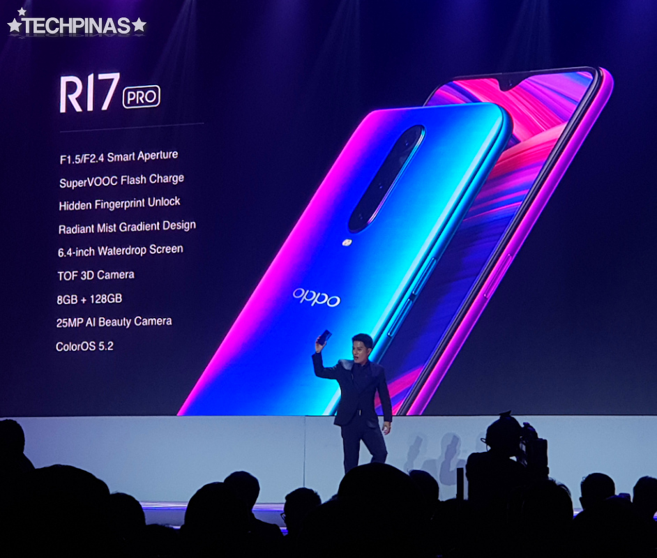 outlet store 46dbc 2785c Having an official suggested retail price of PHP 38,990, OPPO R17 Pro is  the company s current high-end Android smartphone in the Philippines.