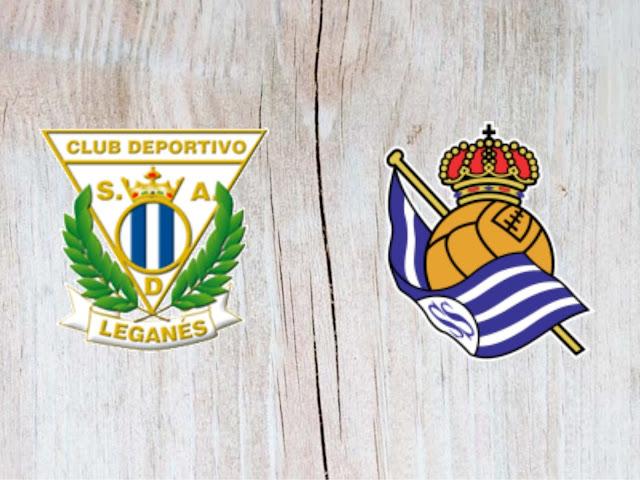 Leganés vs Real Sociedad - Highlights - 24 August 2018