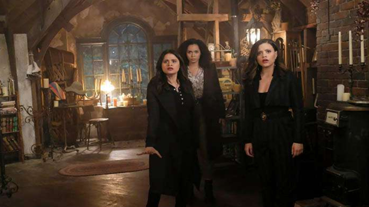 Charmed - Episode 1.07 - Out of Scythe - Promo, Promotional Photos + Press Release