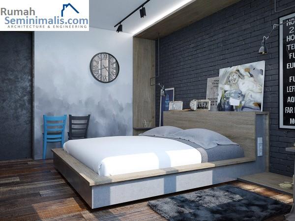 33 Desain Kamar Tidur Yang Kreatif Dengan Karya Seni Dan Tekstur Yang Beragam