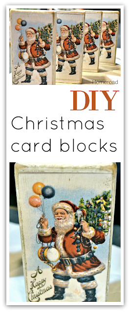 Pinterest pin Santa blocks