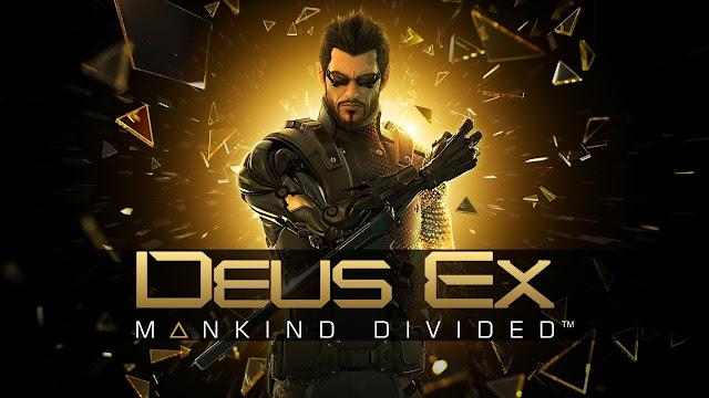Lançado o jogo Deus Ex para GNU/Linux e SteamOS