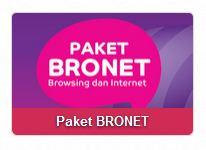 Bronet Quota, Paket Internet Termurah Dari Axis