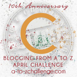 #AtoZChallenge: C for Curtain by Agatha Christie
