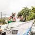 Camila mostra força e recebe apoio da população de sete municípios durante carreata