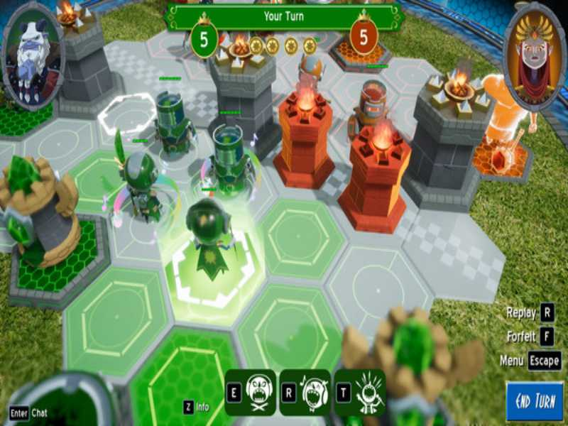 Hex Gambit PC Game Free Download