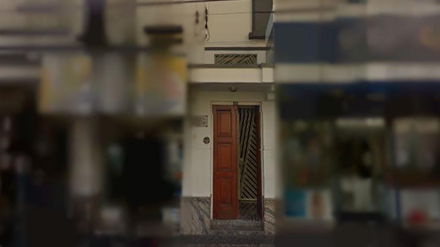 Foto Antiga residencia de Romualdo de Souza Brito no centro de Pinhal
