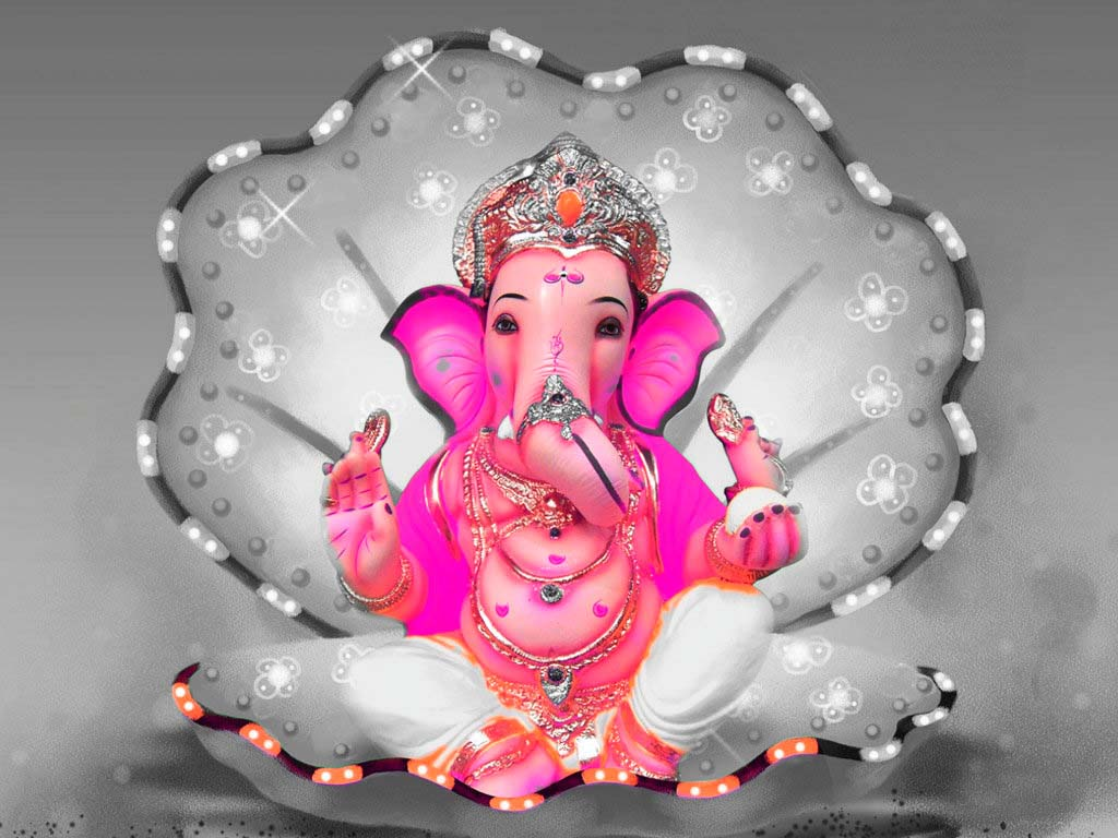 Shree Ganesh Hd Images: Ganesha HD New Wallpapers Free Download