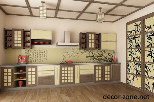 Japanese style kitchen