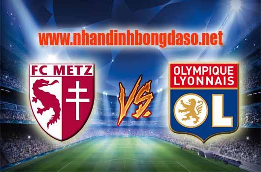 Nhận định bóng đá Metz vs Lyonnais, 00h00 ngày 06/04