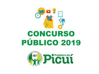 Prefeitura de Picuí realizará concurso público