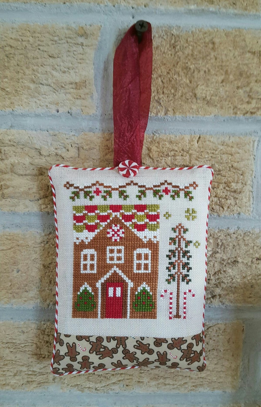 Cross Stitch Inspiration By Cindy DeRosa: Spring is almost