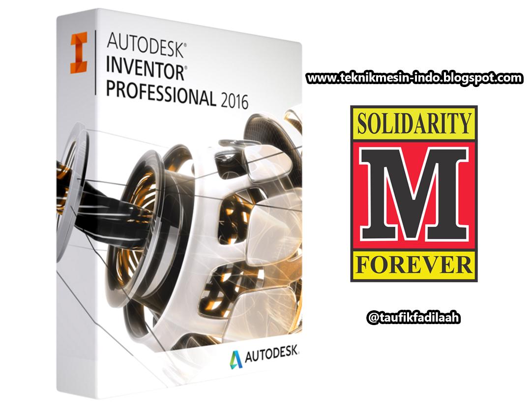 โหลด autodesk inventor 2016 full crack