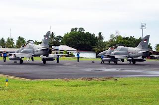 Pesawat Tempur Hawk 100/200