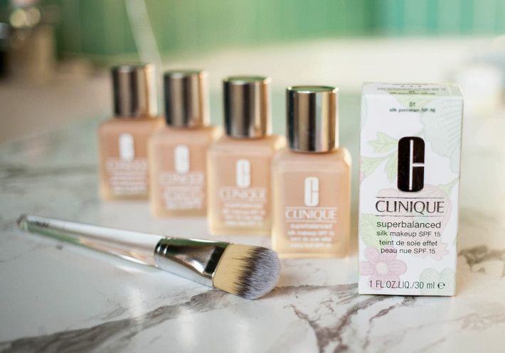 Beauty: Clinique Superbalanced Silk SPF15 foundation review