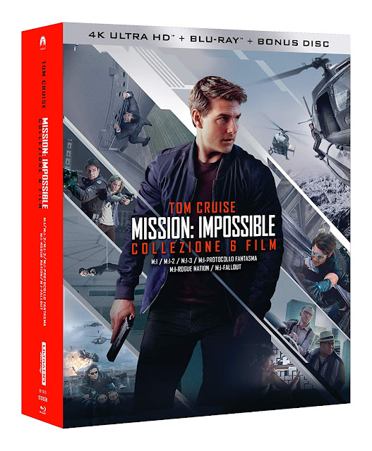 Mission: Impossible 4K UltraHD