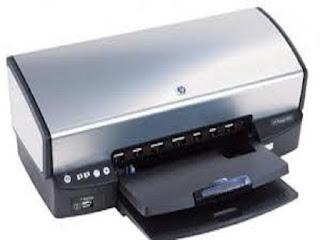 Picture HP Deskjet 5940 Printer