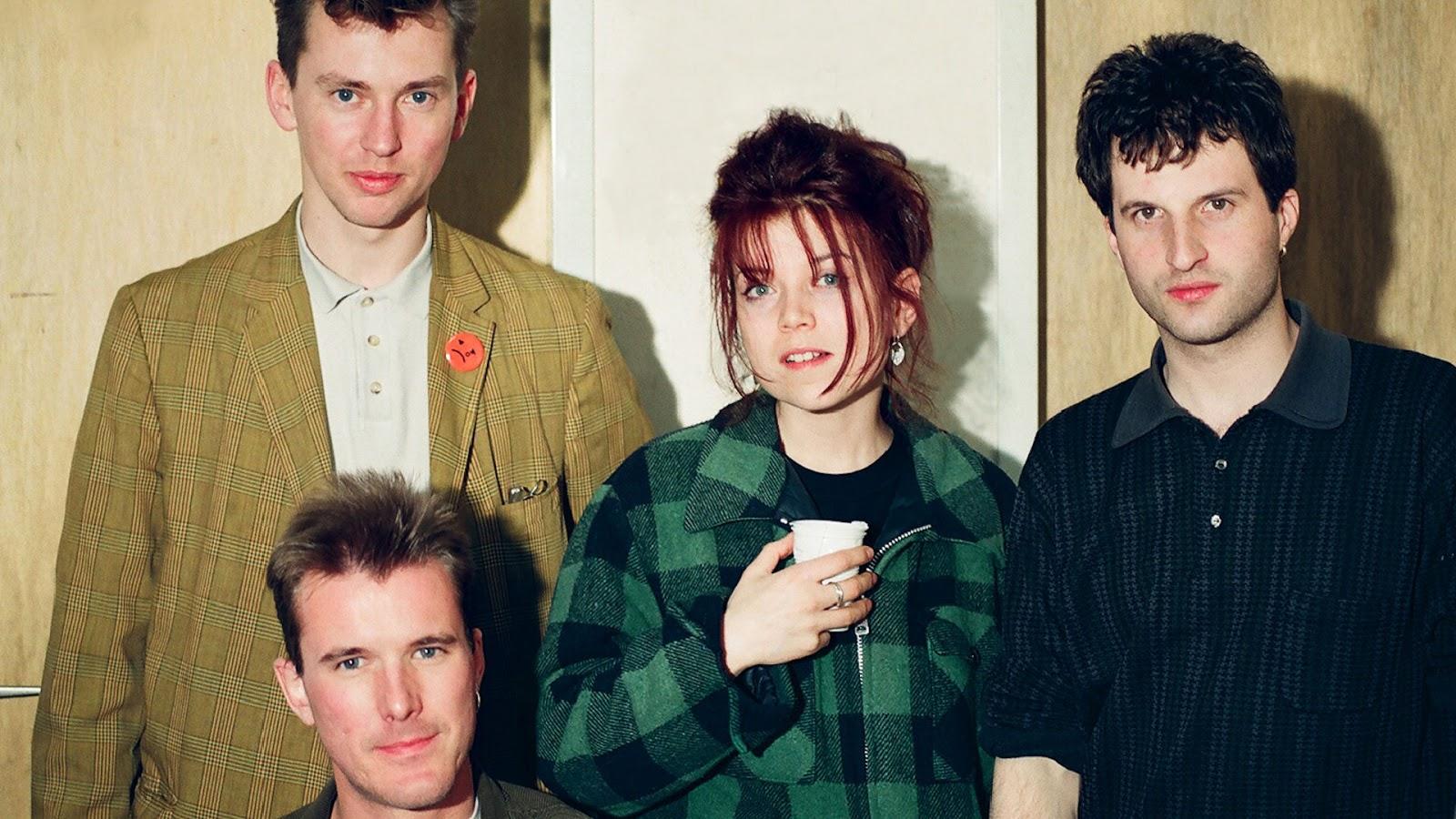 Nos anos 90 todos ficavam tristes ao ouvir a banda The Sundays