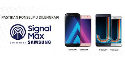 Download Signal Max Samsung apk
