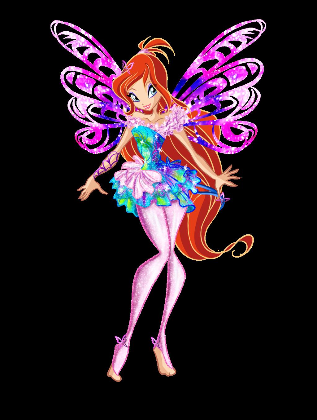 Winx Club Fairies: Season 7: Butterflix!