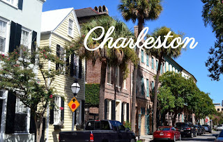 article visiter Charleston