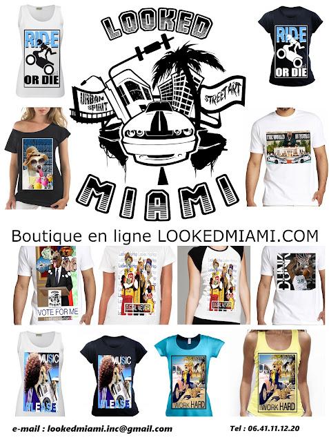 Boutique en ligne création et fabrication t-shirt personnalisé.