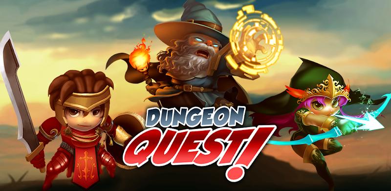 Dungeon Quest v3.0.5.3 Apk Mod