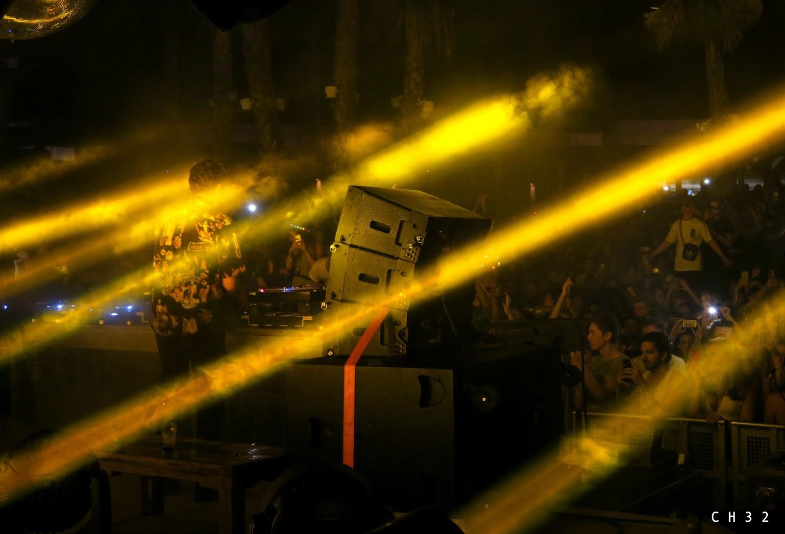 Jamie XX Hideout Festival 2016