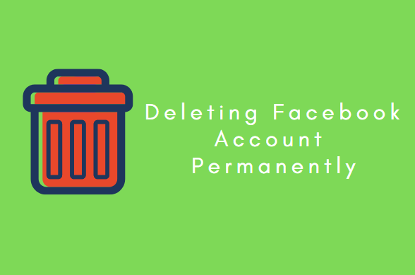 Deleting Facebook Account Permanently
