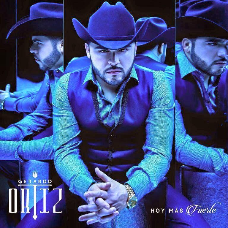 Gerardo Ortiz - Hoy Mas Fuerte (Disco 2015)