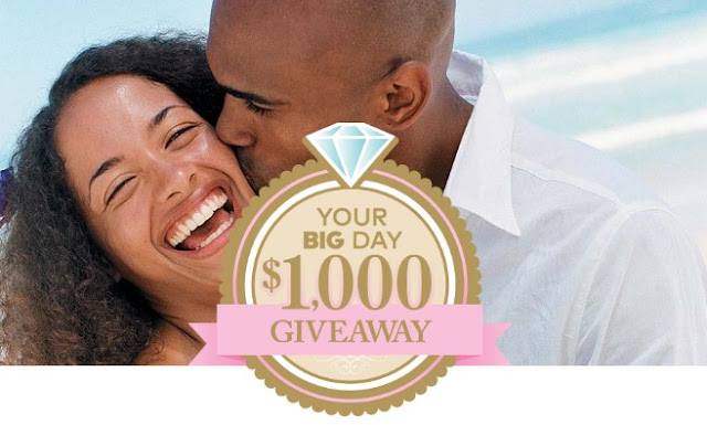Oriental Trading Company is giving away a $1000 gift card to make weddings more special, every month through the end of this year! Enter monthly for your chance to win.