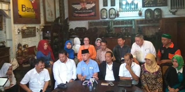 Ahmad Dhani Membual Lagi Bakalan Pindah Ke Depok Atau Bekasi Jika Ahok Menang