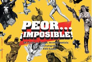 Ciclo Peor Imposible 2015 XVII Edicion