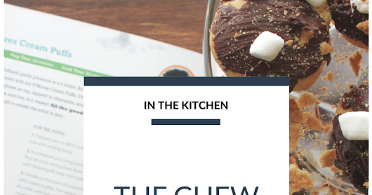 The Chew: An Essential Guide to Cooking and Entertaining | Little City Adventures