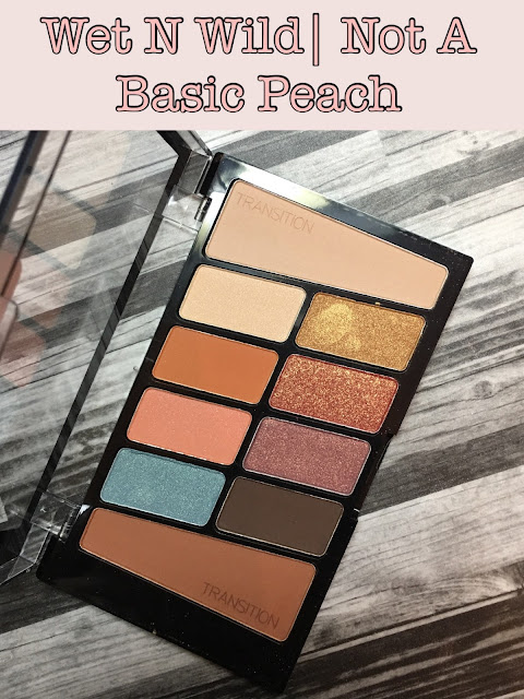 Wet N Wild  Not A Basic Peach (Review and Swatches)