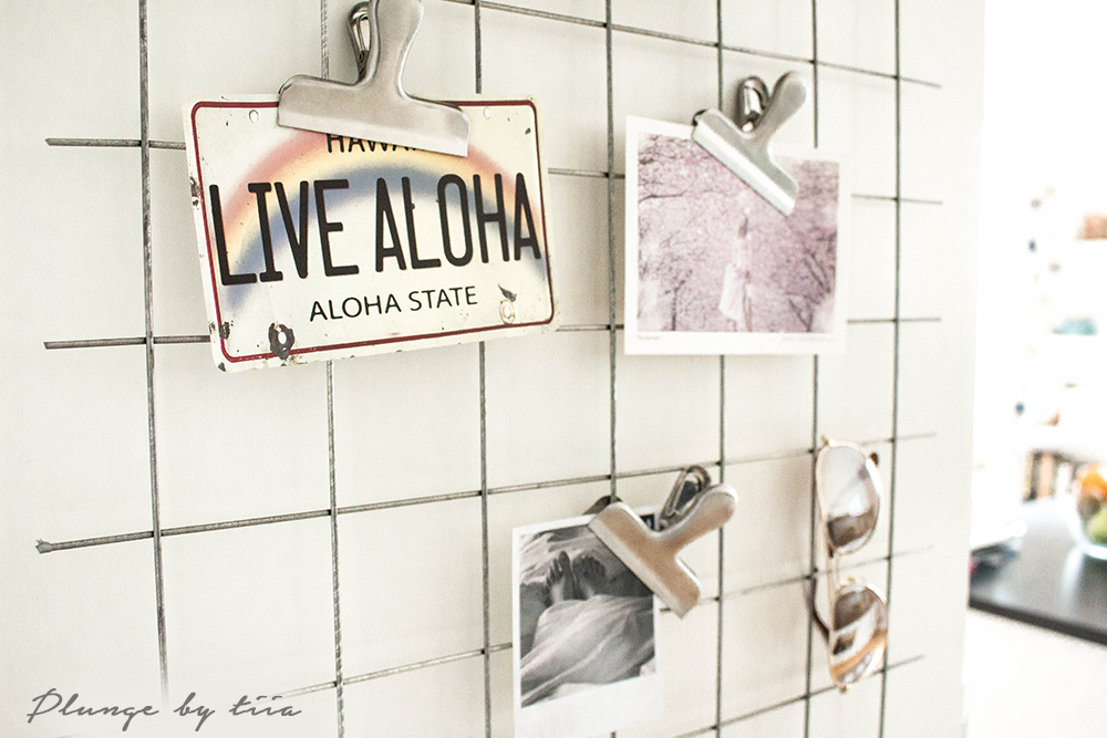 DIY Memory board -plunge by Tiia - Tiia Willman
