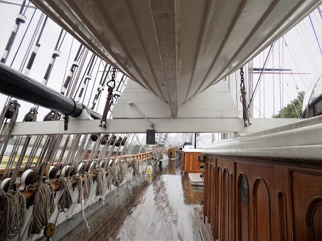 BLOGORATTI -Cutty Sark Museum 2017