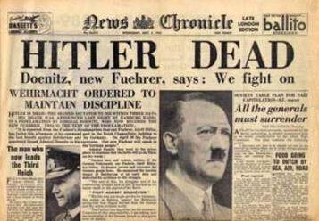 kematian hitler